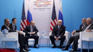 Putin-Trump G20