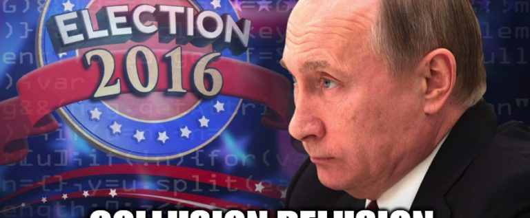 Delusional Democrat Message Makeover as Dead as Russia Collusion