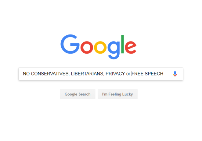 Google, YouTube Teams With Far-Left Groups to Assault Free Speech