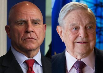 Aaron Klein Reveals HR McMaster/George Soros Connection