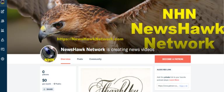 Newshawk Network Launches Video Channels