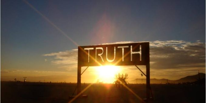 No Truth Shall Go Unpunished, Especially If It Sets You Free