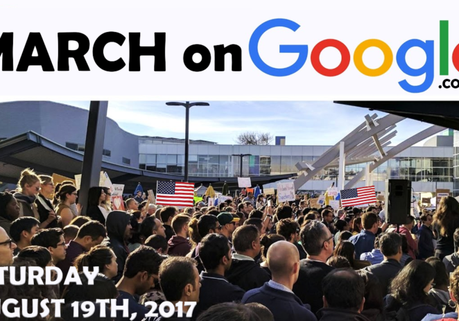 Jack Posobiec Organizing Nationwide March On Google