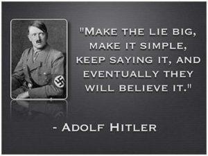 Propaganda Lie
