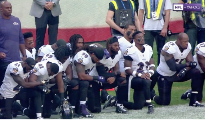 "America Says, ""Shame On You NFL"""
