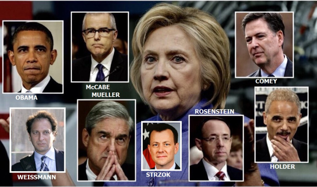 UPDATED 2/6/18: Grassley Memo to FBI-DOJ: Clinton Operatives and Russia Complicit in Dossier Content