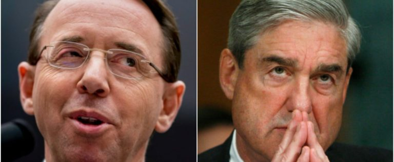 Mueller Russian Indictment Covers-UP Travesty of Justice