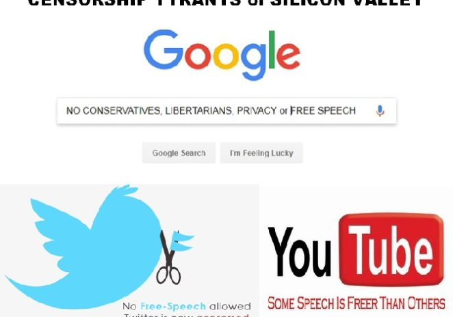 URGENT: STOP Tyrannical Censorship of Political Speech