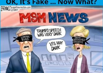 Corporate Media Distrust And The Rise of The New Media
