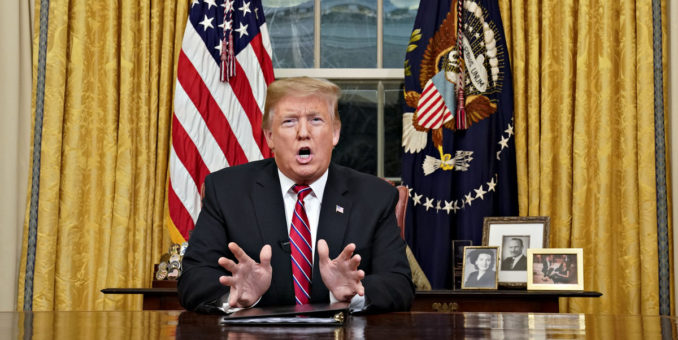 Trump on Border Impasse: A Crisis of the Heart & Soul of America