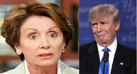 A Knights Tale: President Nancy Pelosi?