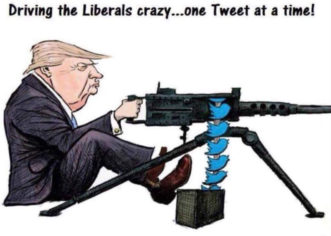 Just Another Tweet Storm Tuesday