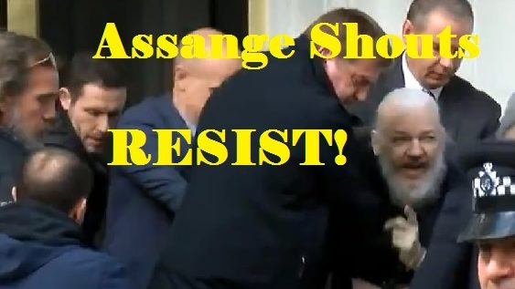 Assange Arrested-Extradited to USA?