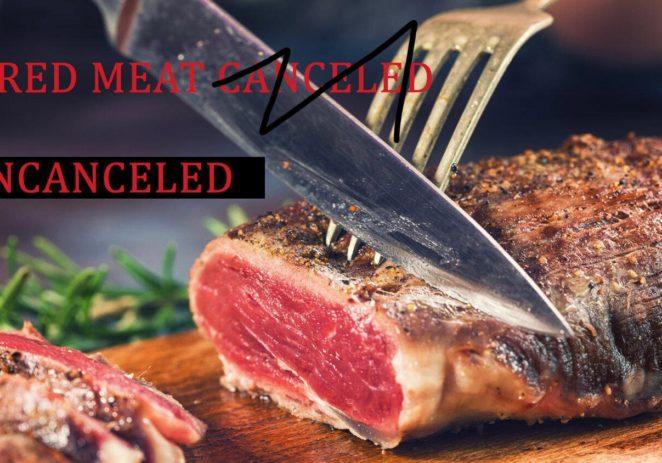 Red Meat Warnings Debunked; Climate Crusaders Cry 'Blasphemy'